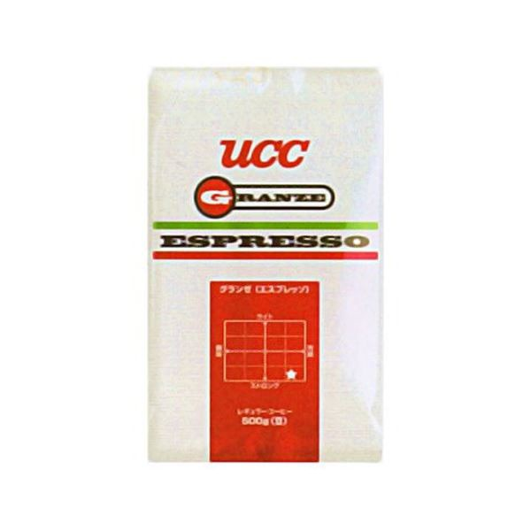 UCC上島珈琲 UCCグランゼエスプレッソ(豆)AP500...