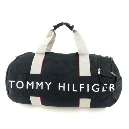 トミーヒルフィガー TOMMY HILFIGER ボストンバッ...