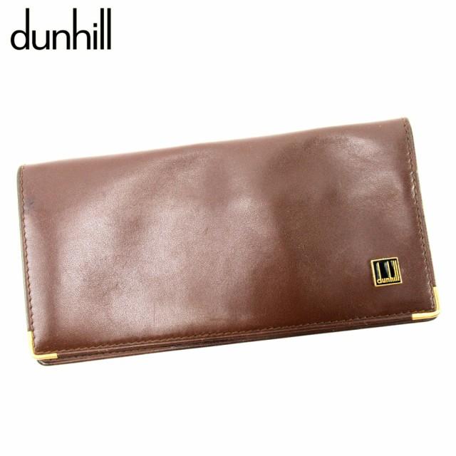 ダンヒル 長札入れ 長財布  dunhill 中古