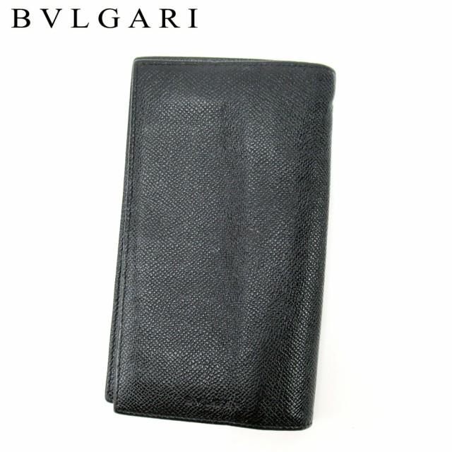 ブルガリ 長財布 ファスナー付き 長財布  BVLGARI...