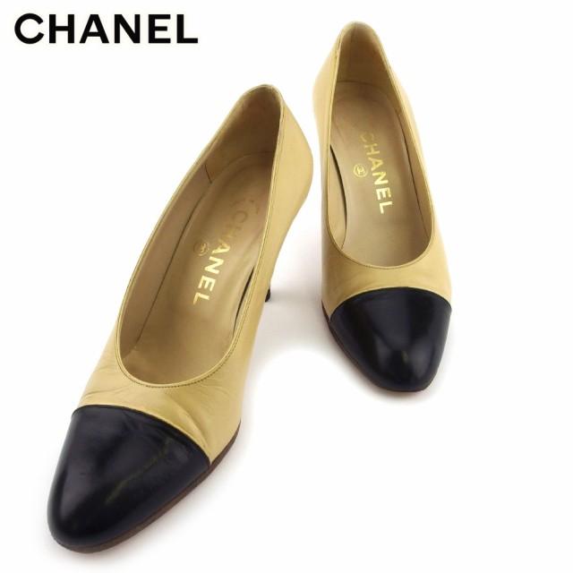 シャネル パンプス シューズ 靴 レディース ♯5 ...