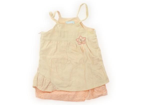a6a774469d0c2  オバイビ OBAIBI ジャンパースカート 60サイズ 女の子 USED子供服・ベビー服