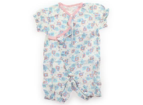 9fa7561145fc0  コンビミニ Combimini カバーオール 80サイズ 女の子 USED子供服・ベビー服