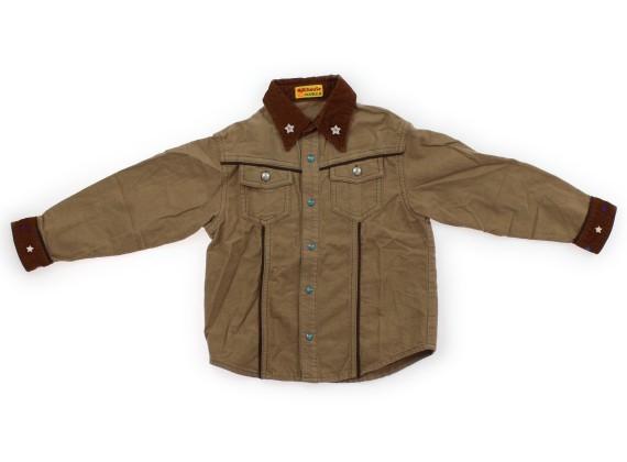 7137ecd574966 ミキハウス mikiHOUSE シャツ・ブラウス 110サイズ 男の子 USED子供服 ...