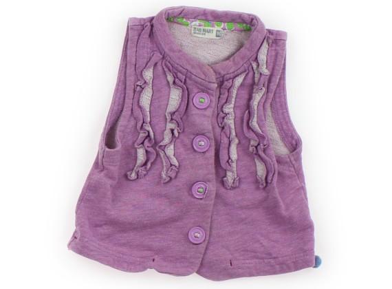 15bff3d733377 ラグマート RagMart ベスト 90サイズ 女の子 USED子供服・ベビー服 ...
