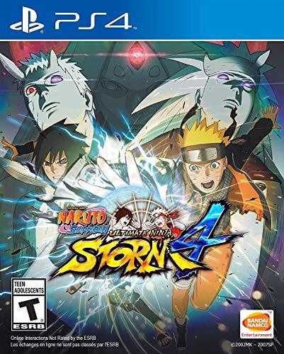 Naruto Shippuden Ultimate Ninja Storm 4 (輸入...