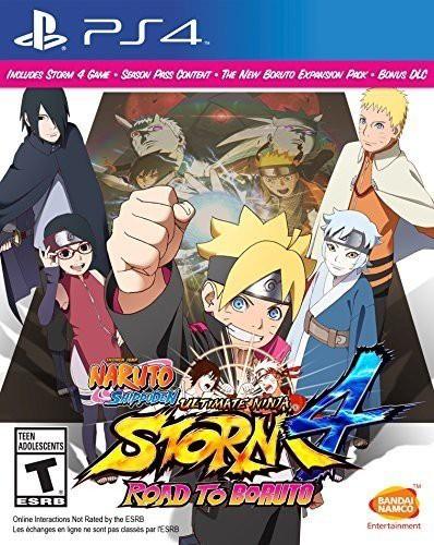 Naruto Shippuden Ultimate Ninja Storm 4 Road t...