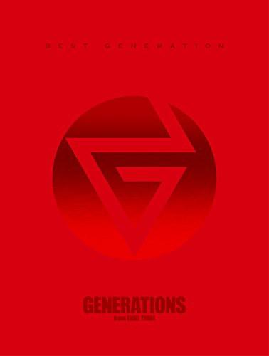 BEST GENERATION(ALBUM3枚組+DVD4枚組)(数量限定...