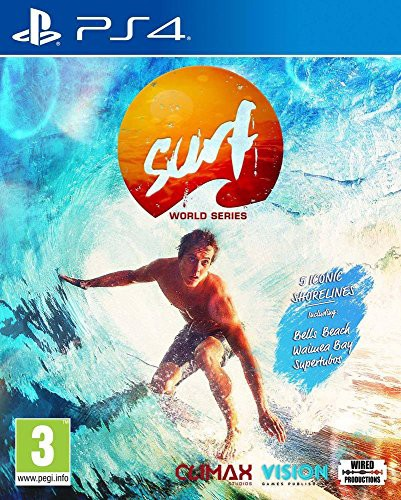 Surf World Series (PS4) (輸入版)
