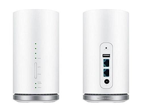 Speed Wi-Fi HOME L01s white UQ版 HWS32SWU