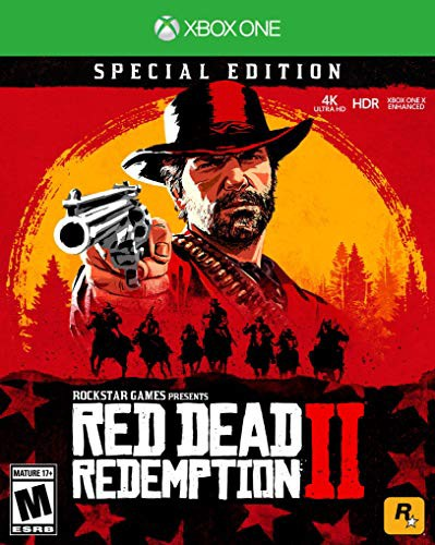Red Dead Redemption 2 - Special Edition (輸入...
