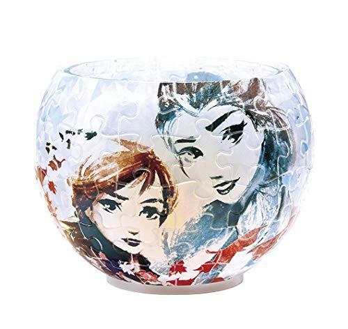 80ピース ジグソーパズル アナと雪の女王2 フロー...