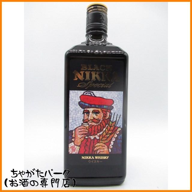 ニッカ ブラックニッカ スペシャル 720ml【あす着...
