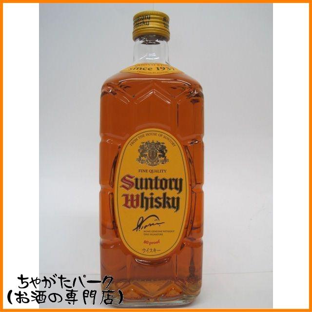 サントリー 角瓶 40度 700ml【あす着対応】【ウイ...