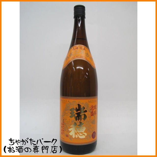 瑞穂 35度 三年熟成古酒 泡盛 1800ml【あす着対応...