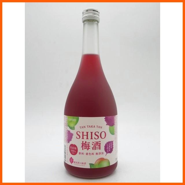 梅酒 鍛高譚の梅酒 (たんたかたん) 720ml【あす着...
