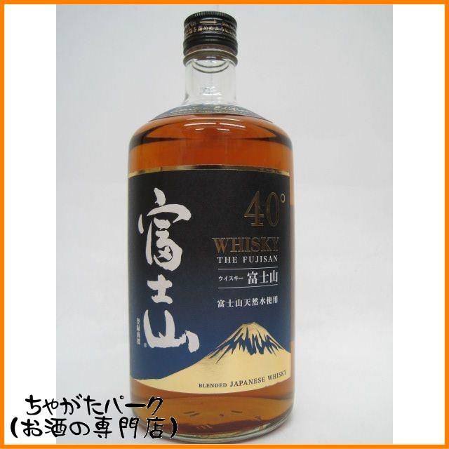 サンフーズ ウイスキー富士山 富士山天然水使用 4...