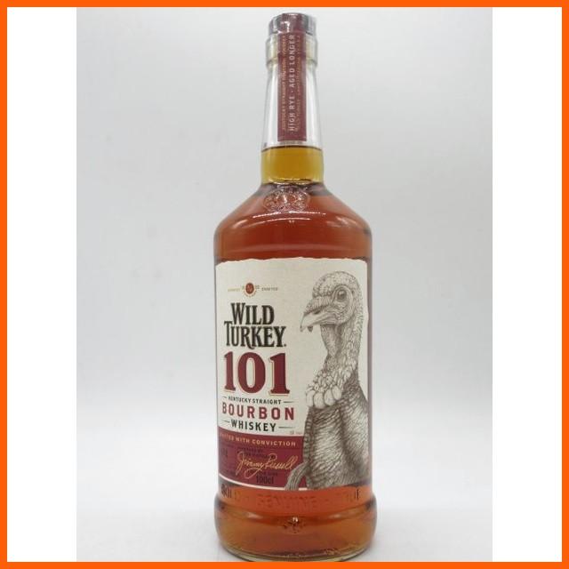 ワイルドターキー 101 並行品 50.5度 1000ml【あ...