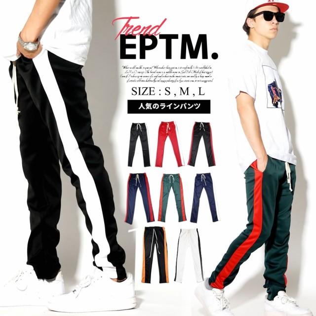 EPTM エピトミ トラックパンツ メンズ 通販 ジャ...