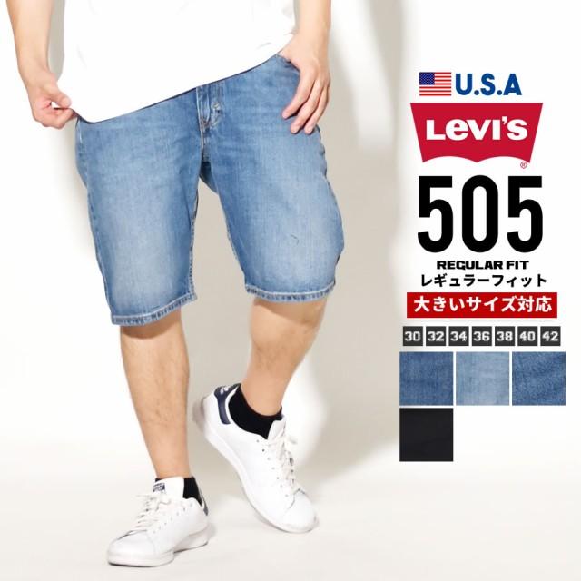 リーバイス 505 levis ハーフパンツ ショーツ シ...