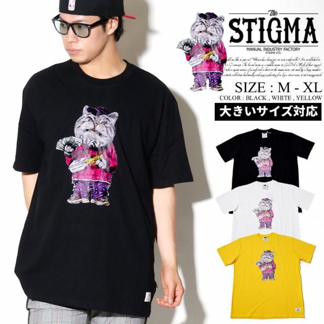 STIGMA スティグマ 半袖Tシャツ メンズ レディー...