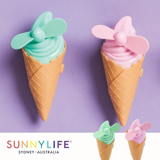 SUNNY LIFE サニーライフ ミニ 扇風機 ストリート...