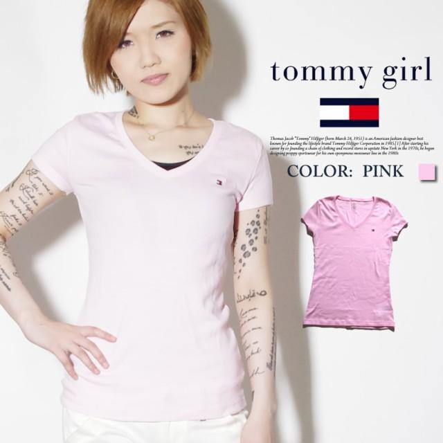 Ladies bガール TOMMYGIRL トミーガール Tシャツ ...
