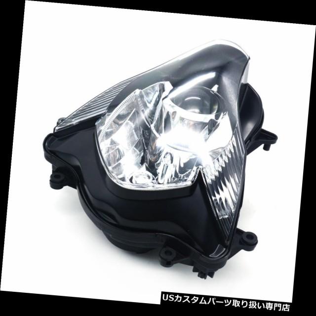 バイク ヘッドライト スズキGSXR600 GSXR750 06-...