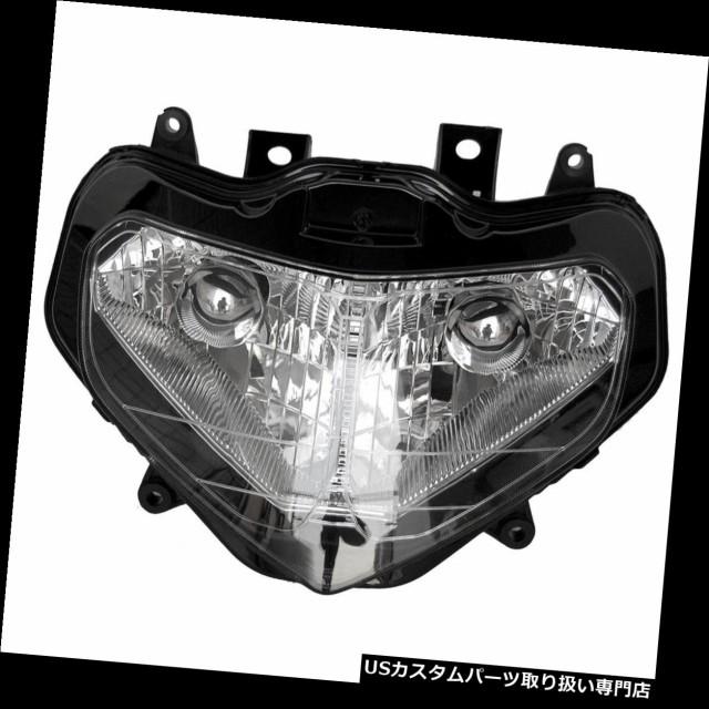 バイク ヘッドライト 2001 2002スズキGSXR600 75...