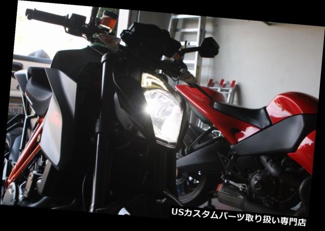バイク ヘッドライト KTM Super Duke 1290 H4エ...