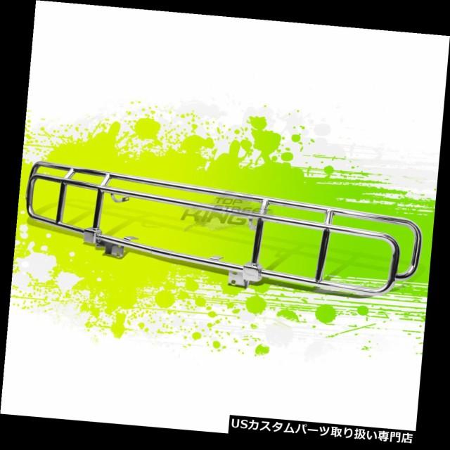 グリルガード 03-09ハマーH2用OEスタイルステンレ...