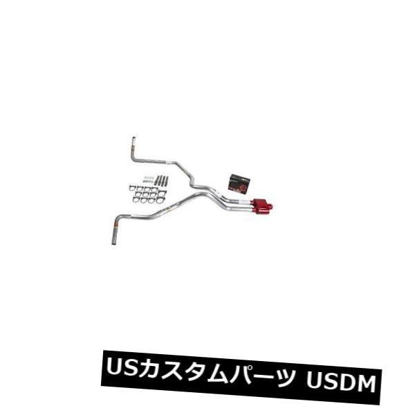 Ram 02-03デュアルエキゾースト2.25 MAパイプチェ...