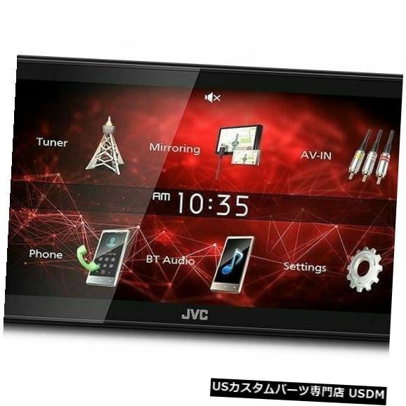 JVC-KW-M150BT-ダッシュ2 DIN AVデジタルメディア...