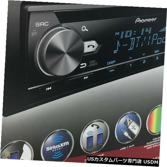 パイオニア-DEH-S6000BS-SiriusXM対応Bluetooth I...