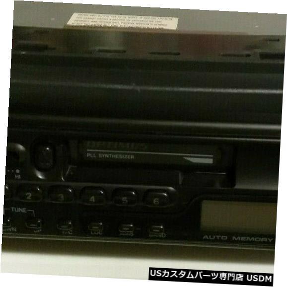 Radio Shack Optimus AM / FMカセットダッシュカ...