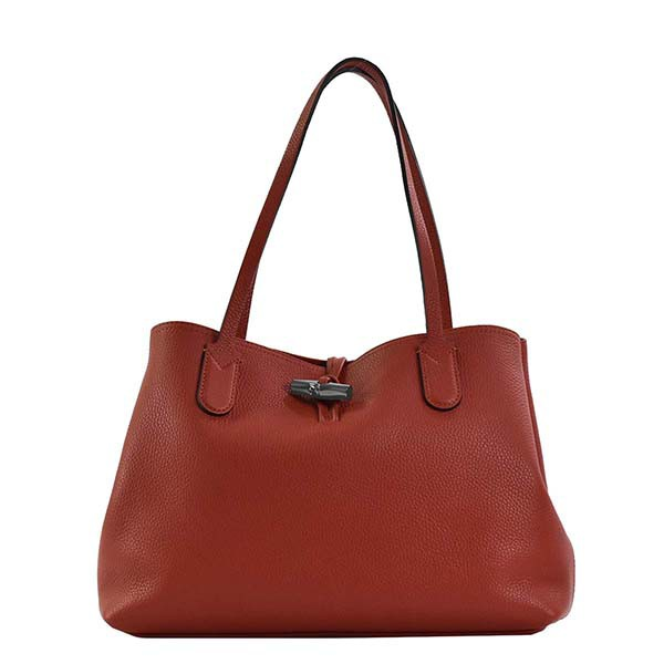 premium selection a51d7 99994 ロンシャン バッグ トートバッグ LONGCHAMP ROSEAU ESSENTIAL 2686 SAC SHOPPING M 545 ROUGE  968 比較対照価格86,400 円|au Wowma!(ワウマ)