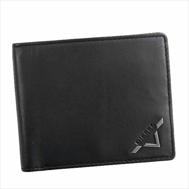 ディーゼル 財布 二つ折り財布 DIESEL VI-DONE X0...