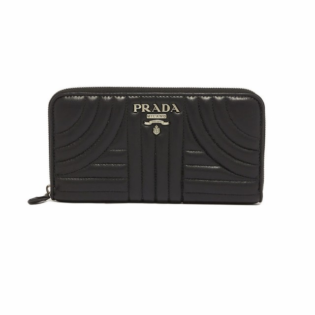 プラダ PRADA 長財布 Diagramme Zip Around Walle...