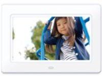 ゾックス DS-DA720WH 7インチ液晶 デジタルフォト...