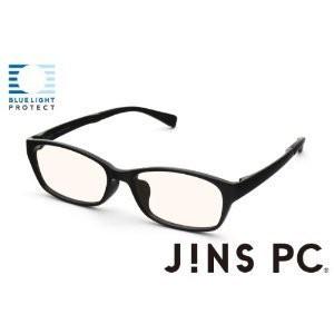 【JINS PC スクエア ハイコントラストレンズ】PC...