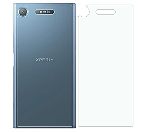 Xperia XZ1 背面保護フィルム au SOV36 背面保護...