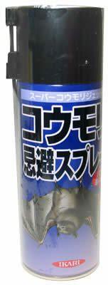 イカリ消毒 スーパーコウモリジェット 420ml