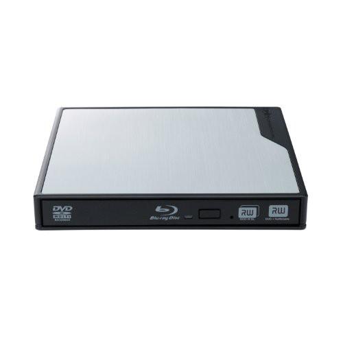 Logitec USB3.0対応 ポータブルブルーレイドライ...