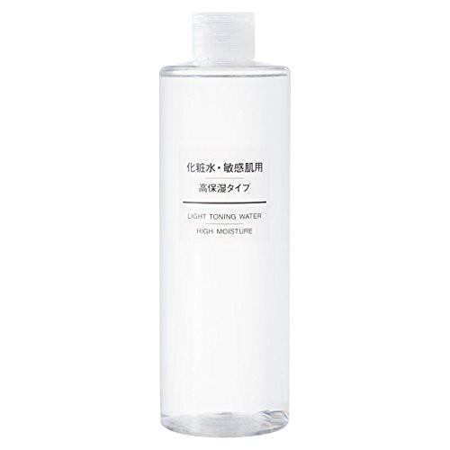 無印良品 化粧水 敏感肌用 高保湿タイプ(大容量...