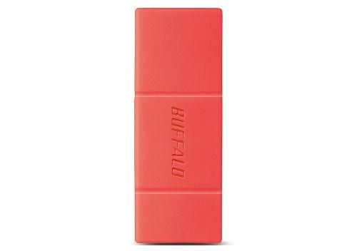 BUFFALO スマホ・タブレット用USBメモリー 8GB ピ...