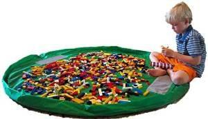 BlueField おもちゃ 収納 マット 自宅 & 外遊び ...