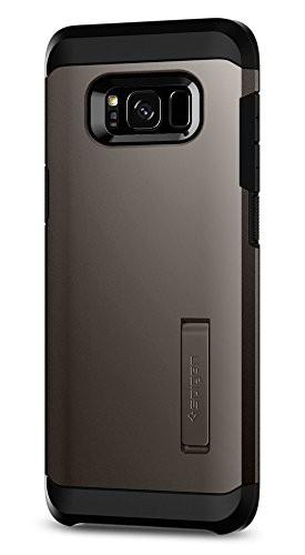 (Spigen) Galaxy S8 ケース, ( 米軍MIL規格取...