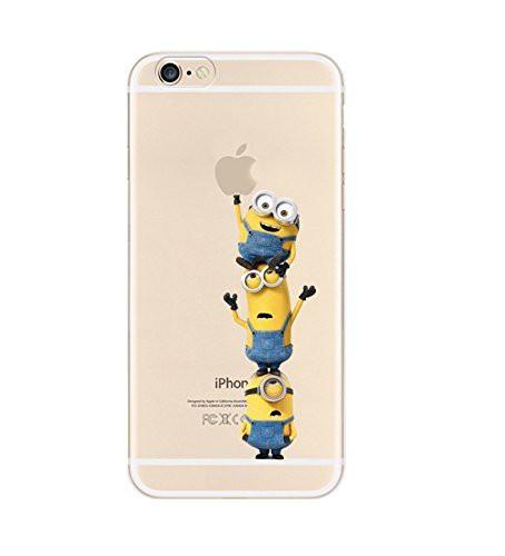 iPhone6 iPhone6s ケース カバー TPU 薄くて軽い...