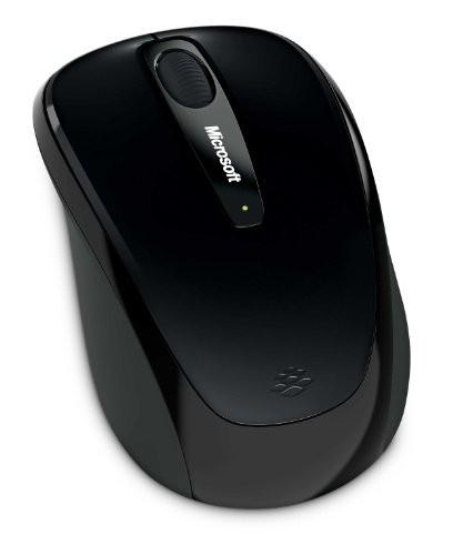 マイクロソフト マウス ワイヤレス/小型 ブラック...