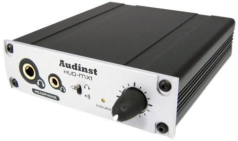 Audinst DAC付ヘッドホンアンプ HUD-mx1 【正規輸...